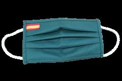 Mascarilla 2 capas con Bandera